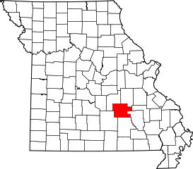 Dent county missouri